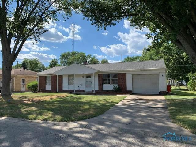 825 W Graceway, Napoleon, OH 43545 (MLS #6057690) :: Key Realty