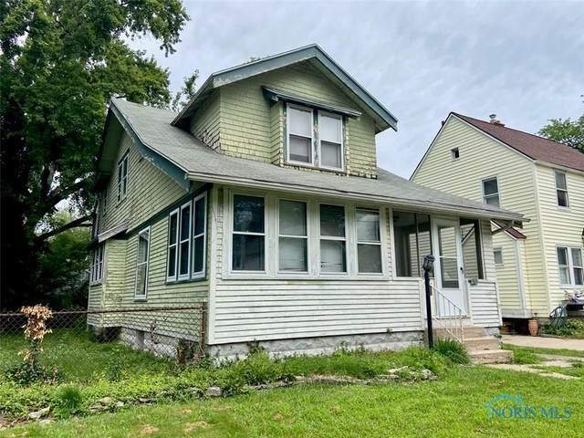 1812 Wychwood, Toledo, OH 43613 (MLS #6057708) :: RE/MAX Masters