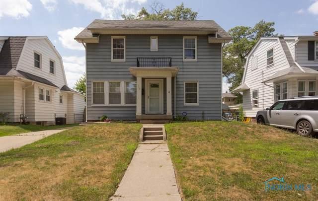 550 Hampton, Toledo, OH 43609 (MLS #6057711) :: The Kinder Team