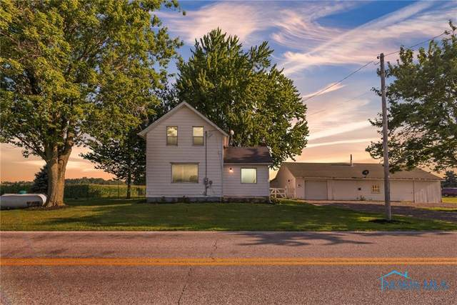 16034 County Road F, Wauseon, OH 43567 (MLS #6057846) :: The Kinder Team