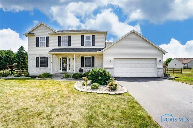 11029 Meadowville, Whitehouse, OH 43571 (MLS #6057990) :: The Kinder Team