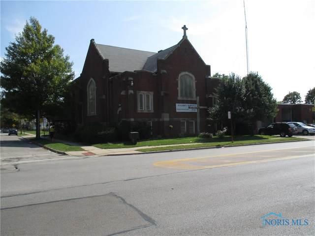 3274 Upton, Toledo, OH 43613 (MLS #6057997) :: Key Realty