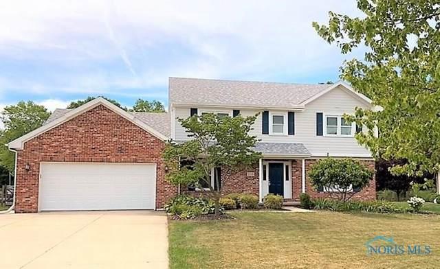238 Cedar Ridge, Perrysburg, OH 43551 (MLS #6058086) :: Key Realty
