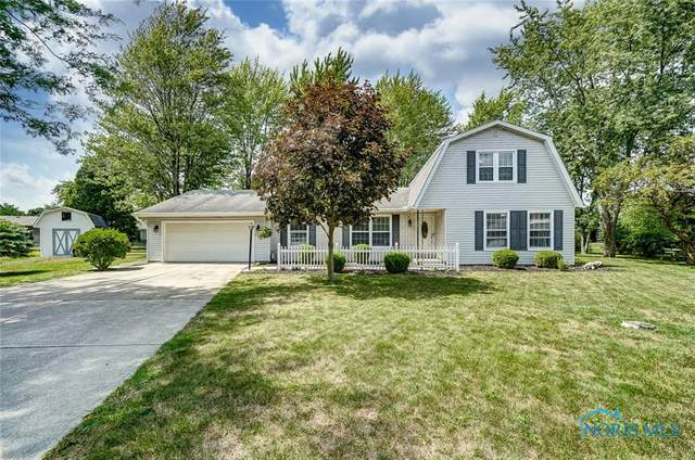 823 Touraine, Bowling Green, OH 43402 (MLS #6058140) :: Key Realty
