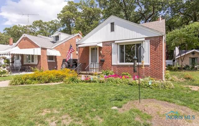 4140 Bowen, Toledo, OH 43613 (MLS #6058214) :: Key Realty