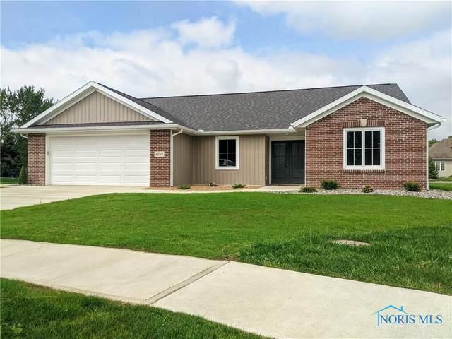 1408 Fieldstone, Bryan, OH 43506 (MLS #6058233) :: CCR, Realtors
