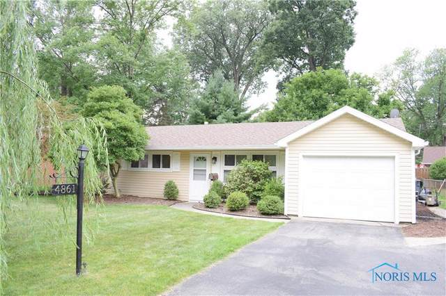 4861 Elmhurst, Toledo, OH 43613 (MLS #6058307) :: The Kinder Team