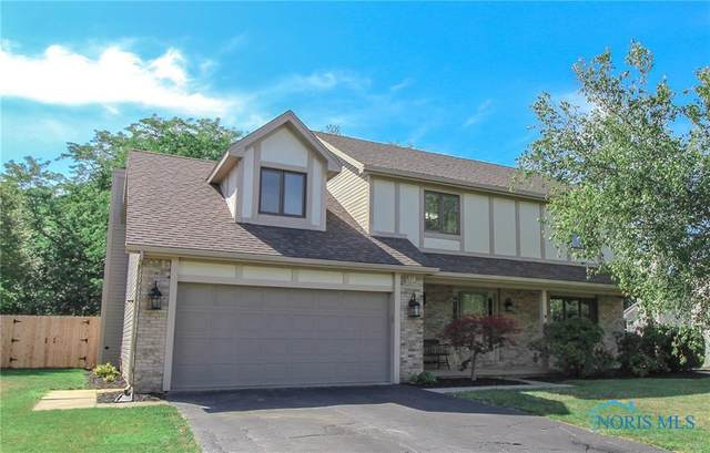 2408 Morningdew, Maumee, OH 43537 (MLS #6058336) :: Key Realty