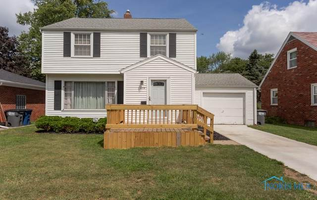 3218 Maeterlinck, Toledo, OH 43614 (MLS #6058382) :: Key Realty