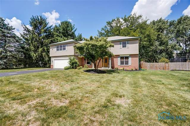 7042 Willowyck, Maumee, OH 43537 (MLS #6058526) :: CCR, Realtors