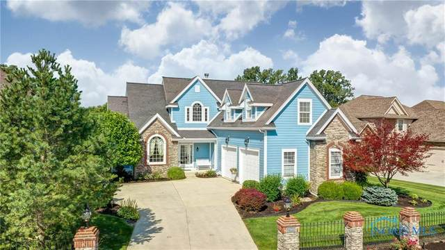 2966 Deep Water, Maumee, OH 43537 (MLS #6058558) :: CCR, Realtors