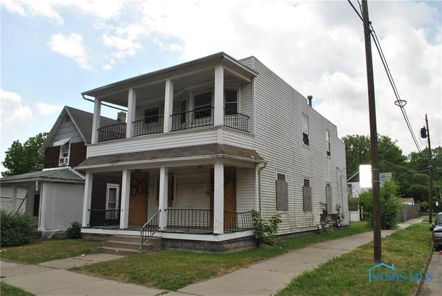 804 Lorain, Toledo, OH 43609 (MLS #6058594) :: Key Realty