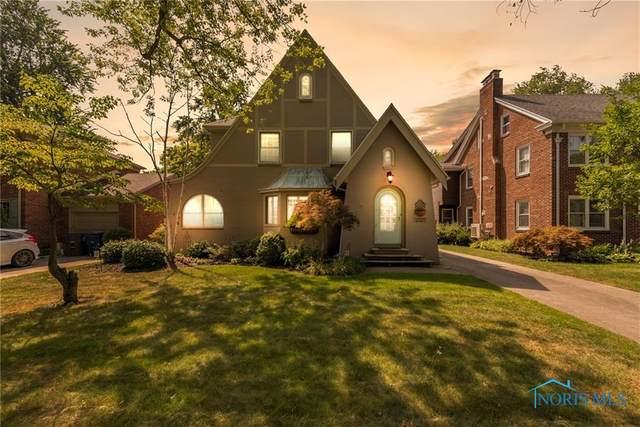 2227 Barrington, Toledo, OH 43606 (MLS #6058767) :: Key Realty