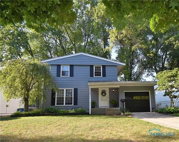 6223 Foxcroft, Toledo, OH 43615 (MLS #6058813) :: CCR, Realtors