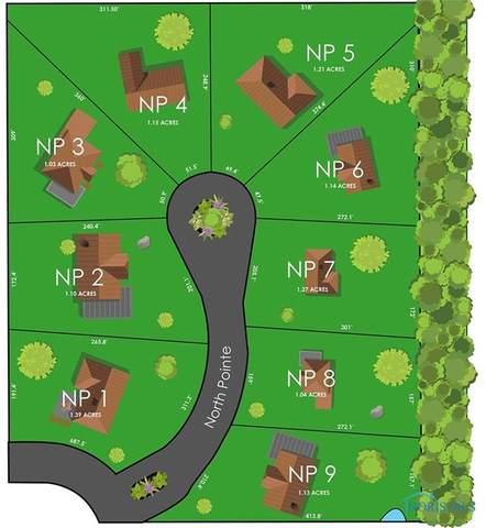 8 North Pointe, Sylvania, OH 43560 (MLS #6058836) :: CCR, Realtors