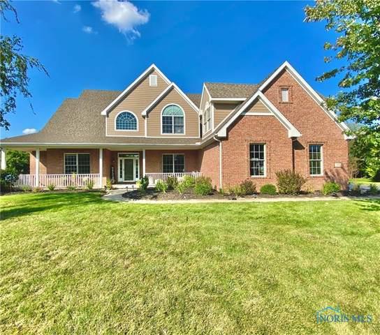 1103 Brookwoode, Perrysburg, OH 43551 (MLS #6058912) :: Key Realty