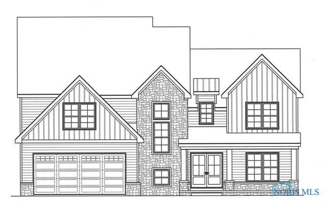 2693 Woods Edge, Perrysburg, OH 43551 (MLS #6058959) :: CCR, Realtors