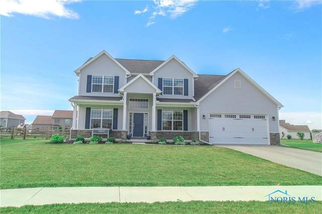 10897 Bay Trace, Perrysburg, OH 43551 (MLS #6059028) :: Key Realty