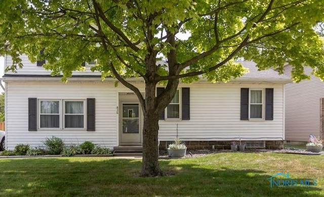 826 Tappan, Maumee, OH 43537 (MLS #6059091) :: Key Realty
