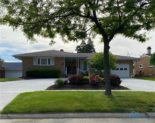 451 S Fargo, Oregon, OH 43616 (MLS #6059100) :: CCR, Realtors