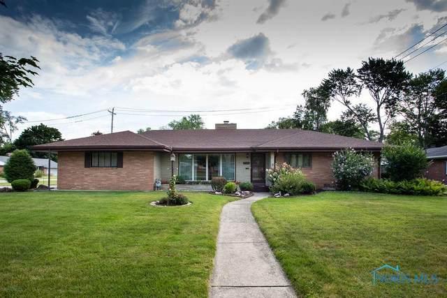 3744 Rose Acres, Toledo, OH 43615 (MLS #6059130) :: CCR, Realtors