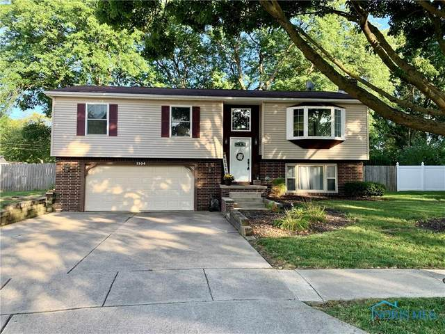 1104 Winghaven, Maumee, OH 43537 (MLS #6059204) :: CCR, Realtors
