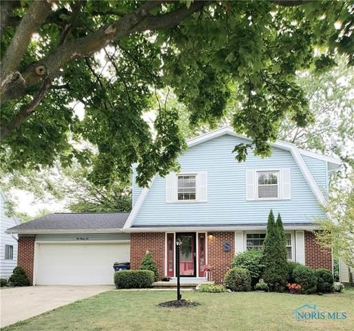 1036 Village, Bowling Green, OH 43402 (MLS #6059214) :: Key Realty