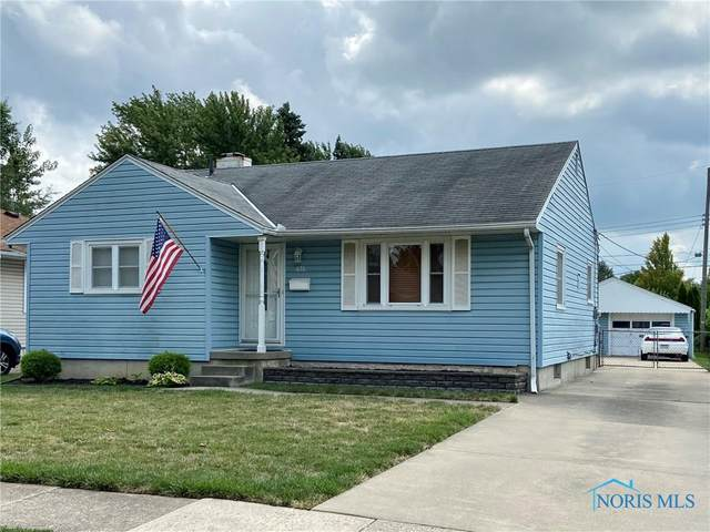 676 Northfield, Maumee, OH 43537 (MLS #6059219) :: Key Realty
