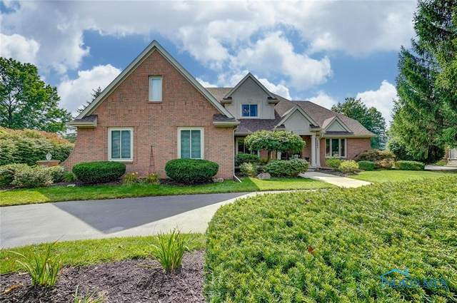 7645 Indian Springs, Maumee, OH 43537 (MLS #6059283) :: CCR, Realtors