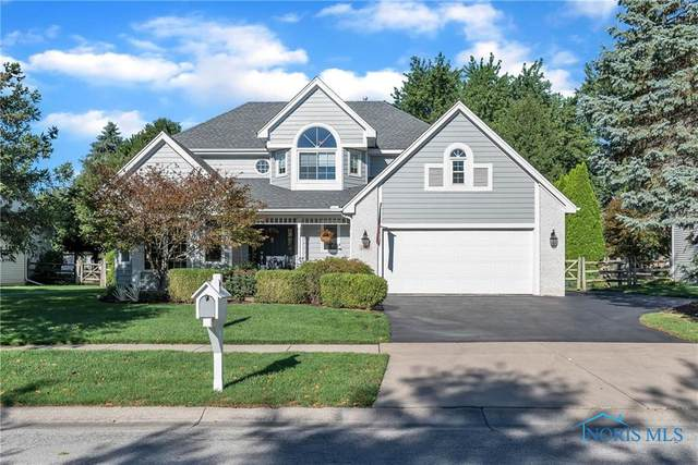 5065 Green Spruce, Sylvania, OH 43560 (MLS #6059301) :: Key Realty