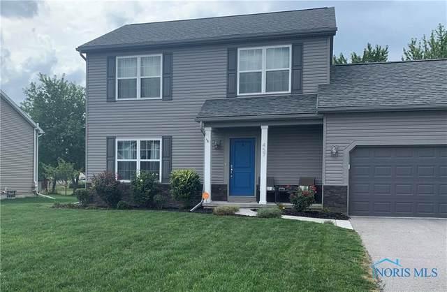 457 Nora, Perrysburg, OH 43551 (MLS #6059391) :: Key Realty