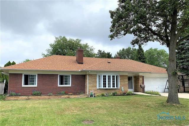 635 Manitou, Maumee, OH 43537 (MLS #6059415) :: The Kinder Team