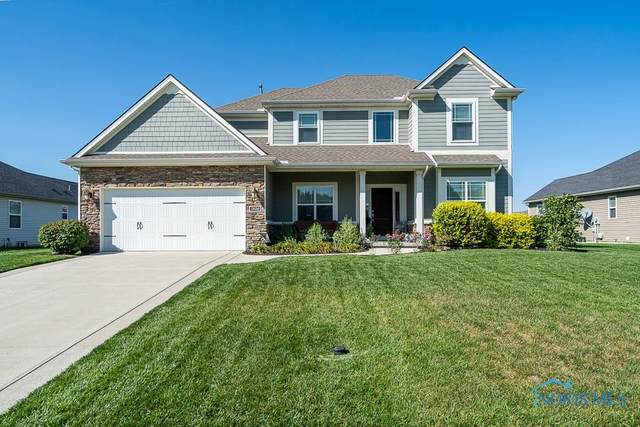 7656 Lonetree, Maumee, OH 43537 (MLS #6059433) :: CCR, Realtors