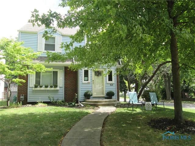 3902 Grantley, Toledo, OH 43613 (MLS #6059472) :: CCR, Realtors