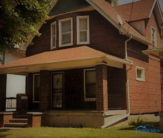 3362 Glenwood, Toledo, OH 43610 (MLS #6059546) :: Key Realty