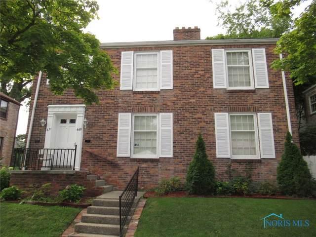 669 W Delaware, Toledo, OH 43610 (MLS #6059654) :: Key Realty