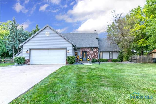 7030 Hollywyck, Maumee, OH 43537 (MLS #6059707) :: Key Realty