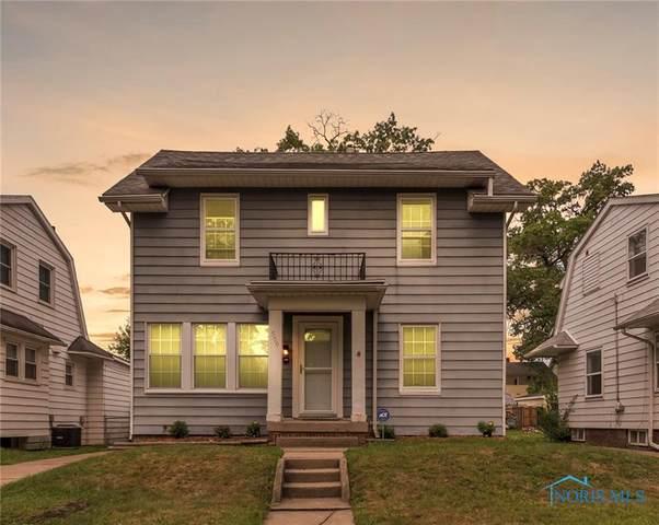 550 Hampton, Toledo, OH 43609 (MLS #6059732) :: Key Realty