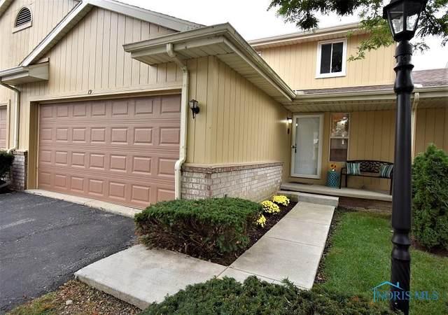 19 Homestead #19, Maumee, OH 43537 (MLS #6059749) :: CCR, Realtors