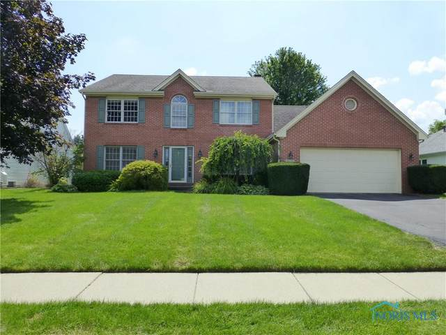 6623 Buck Creek, Maumee, OH 43537 (MLS #6059798) :: RE/MAX Masters