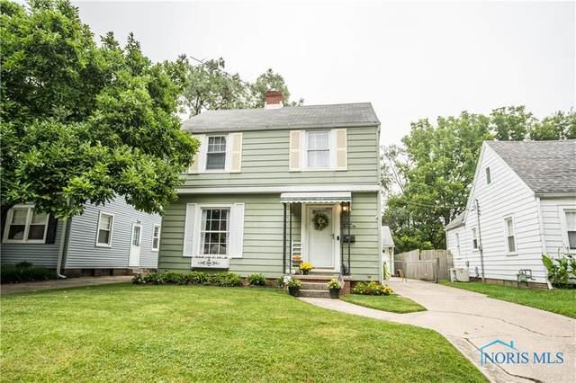 1422 Crestwood, Toledo, OH 43612 (MLS #6059815) :: Key Realty