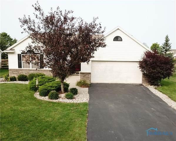5841 Brookestone Village, Sylvania, OH 43560 (MLS #6059859) :: CCR, Realtors