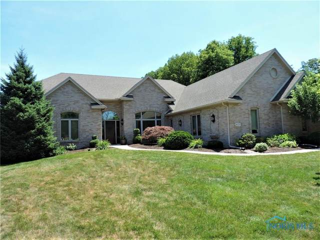4029 Secluded Ravine, Maumee, OH 43537 (MLS #6059875) :: Key Realty