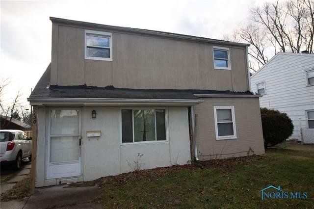 1150 Eastgate, Toledo, OH 43615 (MLS #6059938) :: Key Realty