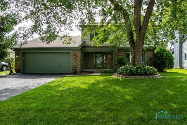 5935 Fallen Leaf, Toledo, OH 43615 (MLS #6059976) :: Key Realty