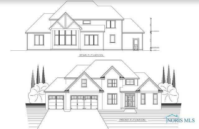 9449 Newbury, Whitehouse, OH 43571 (MLS #6060086) :: CCR, Realtors