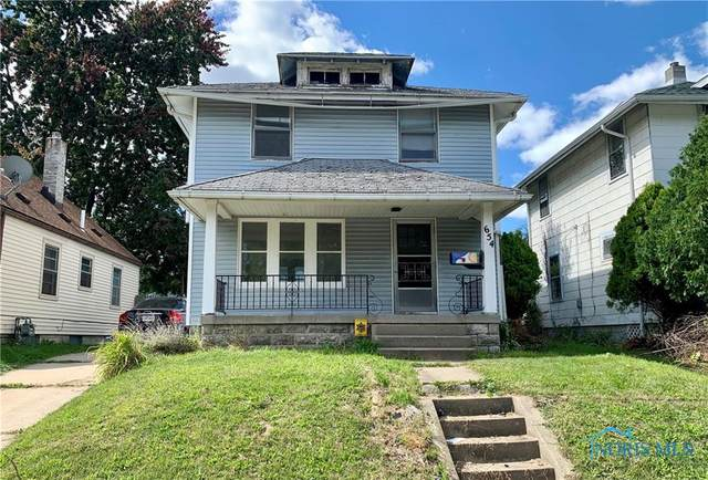 654 Woodsdale, Toledo, OH 43609 (MLS #6060093) :: Key Realty
