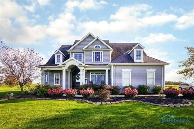 12500 Cedar Lake, Van Buren, OH 45889 (MLS #6060247) :: CCR, Realtors
