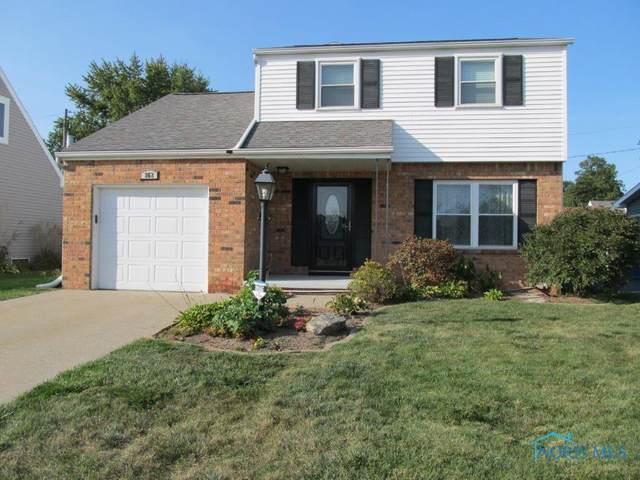 262 Shoreham, Toledo, OH 43612 (MLS #6060253) :: Key Realty