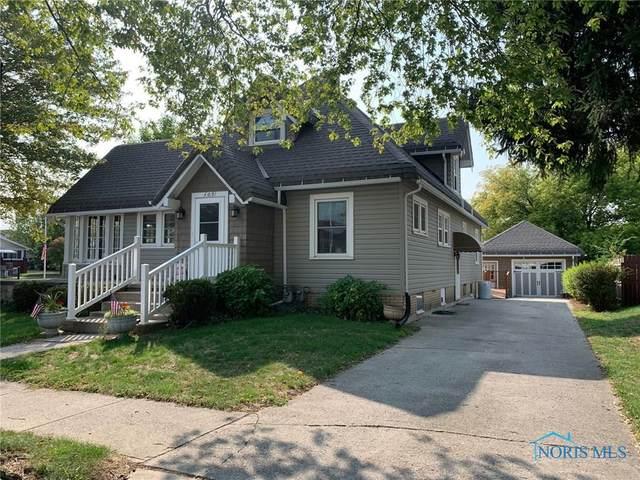 109 N Platt, Montpelier, OH 43543 (MLS #6060258) :: Key Realty